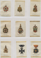 1910 S-16 EMBLEM SERIES LOT OF (24) 1 7/8 BY 3 INCHES  #*