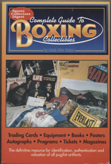1995 Complete Guide To Boxing Collectibles (446 Pages)  #*