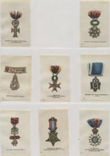 1915 SC2 I.T.C. Legion Of Honor lot 53/55 W/ 1 Variation  #*
