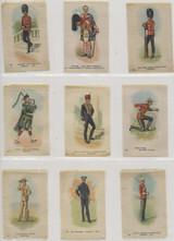 1914 SC10 Regimental Uniforms Of Canada Lot (39)  #*