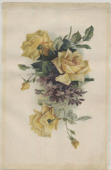 1913 SC8 Garden Flowers Of The World Lot (1) Premium  #*