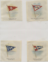 1914 SC4 Yacht Pennants And Views Lot Of 32/49  #*