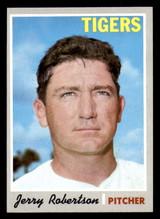 1970 Topps #661 Jerry Robertson Near Mint+  ID: 320358