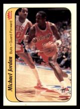 1986-87 Fleer Stickers #8 Michael Jordan Excellent+