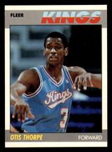 1987-88 Fleer #109 Otis Thorpe Near Mint+ RC Rookie  ID: 320634