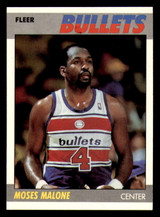 1987-88 Fleer #69 Moses Malone NM-Mint  ID: 320635