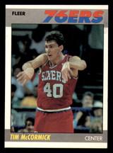 1987-88 Fleer #71 Tim McCormick NM-Mint  ID: 320637