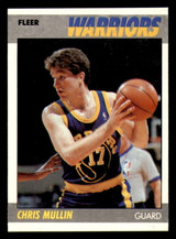 1987-88 Fleer #77 Chris Mullin Ex-Mint  ID: 320640