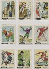 1978 DC Super  Heroes Stickers Sunbeam Bread 26/30  #*