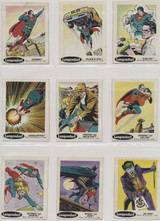1978 DC Super  Heroes Stickers Taystee Bread 22/30  #*