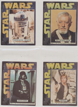 1977 ADPAC Kellogg's Star Wars 3 1/4 by 4 1/8 Inches 14/16