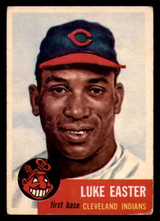 1953 Topps #2 Luke Easter DP Excellent  ID: 320698