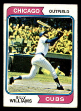 1974 Topps #110 Billy Williams Excellent+