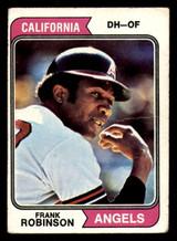 1974 Topps #55 Frank Robinson G-VG  ID: 320950