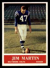 1964 Philadelphia #5 Jim Martin Ex-Mint  ID: 320956
