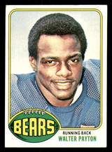 1976 Topps #148 Walter Payton Excellent+ RC Rookie