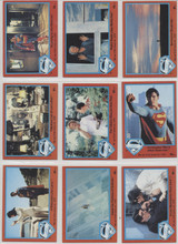 1982 Topps Superman II  Set 88 NO STICKERS  78-165   #*