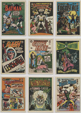 1970 Topps Comic Covers Stickers  32/44  #*