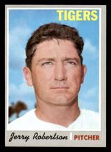 1970 Topps #661 Jerry Robertson Near Mint High #