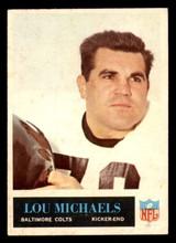 1965 Philadelphia #7 Lou Michaels Excellent+