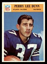1966 Philadelphia #4 Perry Lee Dunn Near Mint  ID: 321377