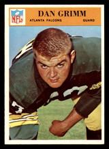 1966 Philadelphia #5 Dan Grimm Near Mint  ID: 321378