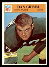 1966 Philadelphia #5 Dan Grimm Near Mint  ID: 321379