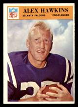 1966 Philadelphia #6 Alex Hawkins Near Mint