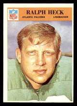 1966 Philadelphia #7 Ralph Heck Near Mint