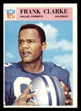 1966 Philadelphia #55 Frank Clarke Near Mint  ID: 321434