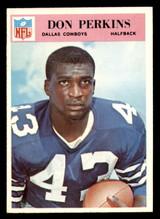 1966 Philadelphia #62 Don Perkins Near Mint  ID: 321437