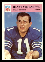 1966 Philadelphia #64 Danny Villanueva Ex-Mint  ID: 321438