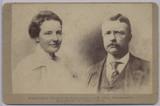 1902 President Theodore Roosevelt  And Mrs. Roosevelt  #*