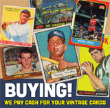 Bring us your Sports cards and Autographs LAS VEGAS - April 24th and 25th