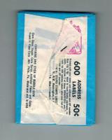 1967 Fleer Stupid Stamps 5 Cents Unopened 1 Wax Pack  #*