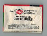 1967 Fleer Back-Slappers 5 Cents Unopened 1 Wax Pack  #*