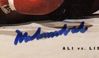 Muhammad Ali Signed Sports Illustrated PSA/DNA PSA 10 Gem Mint Autograph
