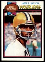 1979 Topps #310 James Lofton Near Mint RC Rookie ID: 178981