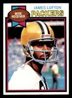 1979 Topps #310 James Lofton Near Mint RC Rookie  ID: 301778