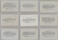 1940's Leaf Brand Inc R112-4a Card-O Aeroplane Series C Set 28 Lower Grade  #*