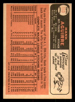 1966 Topps #113 Hank Aguirre Excellent+  ID: 310141