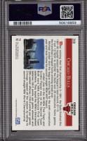 1992-93 Hoops #269 Chicago Bulls PSA 10 Gem Mint Michael Jordan