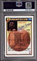 1992-93 Topps #205 Michael Jordan 50P PSA 9 Mint  ID: 312366