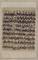 1850/1870's Fntastic Civil War Generals Composite CDV with Abner Doubleday!   #*