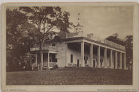 1890's Jarvis Publishing Washington DC Cabinet Cards Mount Vernon  #*