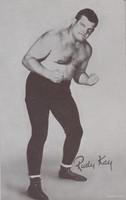 1947/66 Wrestling Exhibits Rudy Kay  #*