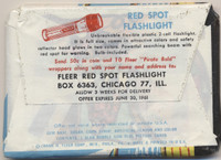 1961 Fleer Pirate Bold 5 Cents Unopened Wax Pack  #*