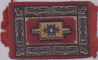 1912-1915 B38 Conventional Rugs Lot 1  #*#