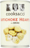 C&C Artichoke Hearts 390g