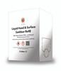 LIQUID HAND AND SURFACE SANITISER 3LTR (W.H.O. FORMULA, 60% ALCOHOL)